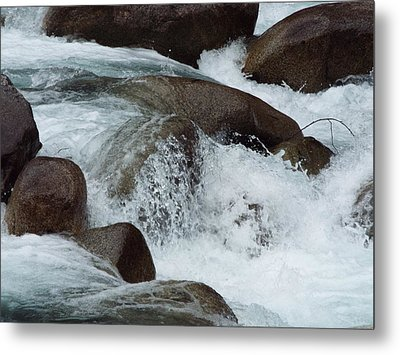 Water Spirits II Metal Print