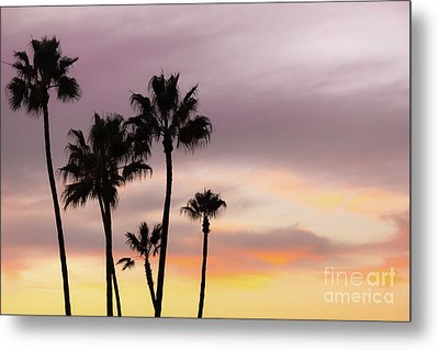Metal Print featuring the photograph Watercolor Sky by Ana V Ramirez