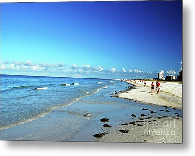 Metal Print featuring the photograph Water's Edge by Gary Wonning