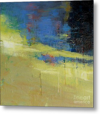 Waters' Poetry 7 Metal Print by Melody Cleary