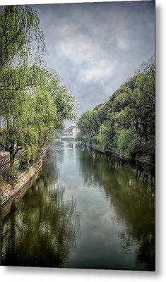 Waterway Metal Print