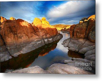 Watson Lake Arizona 10 Metal Print