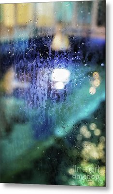 Metal Print featuring the photograph Watty3 by Cazyk Photography