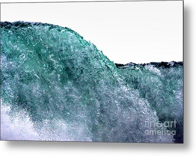 Metal Print featuring the photograph Wave Rider by Dana DiPasquale