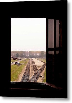 Metal Print featuring the photograph Way Lost by Votus