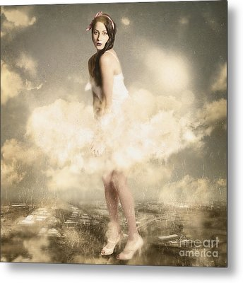 Weather Giants May Roam Metal Print by Jorgo Photography - Wall Art Gallery