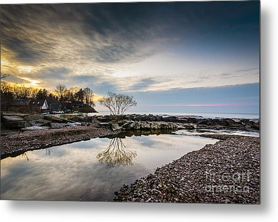 Webster Ny Lake View Metal Print