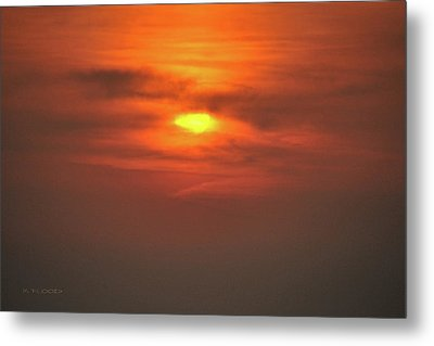 Metal Print featuring the photograph Wednesday Morning by Michael Flood