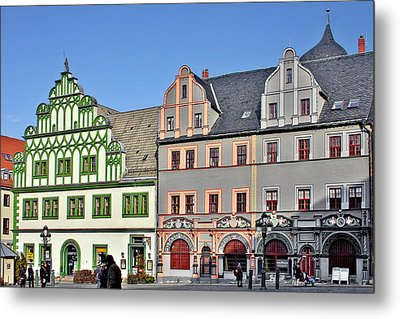 Weimar Germany - A Town Of Timeless Appeal Metal Print by Christine Till
