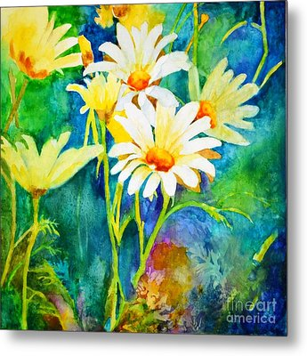 Welcome Spring #2 Metal Print by Betty M M   Wong