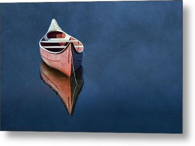 Well Anchored Metal Print