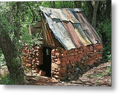 Well Ventilated Metal Print