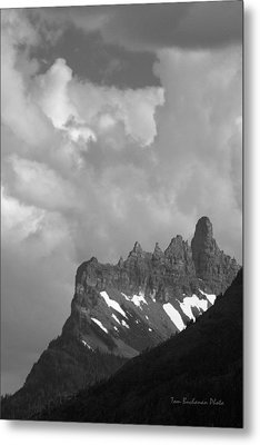 West Porcupine Ridge Metal Print