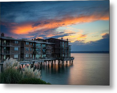 Metal Print featuring the photograph West Seattle Living by Dan Mihai