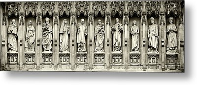 Metal Print featuring the photograph Westminster Martyrs Memorial - 1 by Stephen Stookey