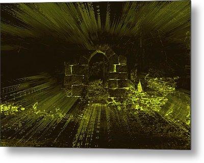 What Lies Beyond Metal Print by Keith Elliott