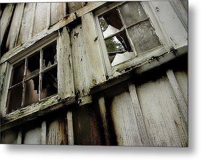 Metal Print featuring the photograph What Lies Within by Mike Eingle
