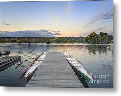 What Remains Of The Day Metal Print