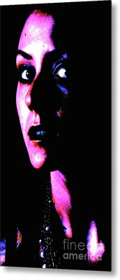 What Was That Metal Print by Xn Tyler