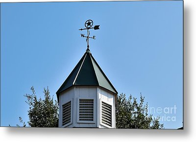 Metal Print featuring the photograph Whatever Direction You Take - Reach For The Sky by Ray Shrewsberry