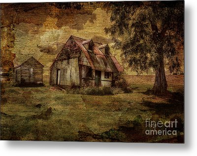What's Left Metal Print by Lois Bryan
