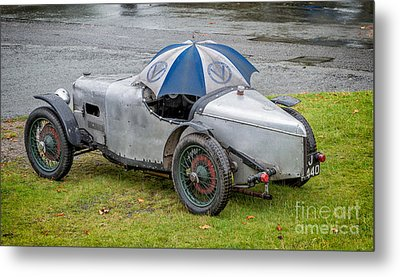 When The Rain Comes Metal Print by Adrian Evans