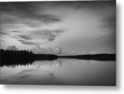 When You Look At The World What Is It That You See Metal Print by Yvette Van Teeffelen