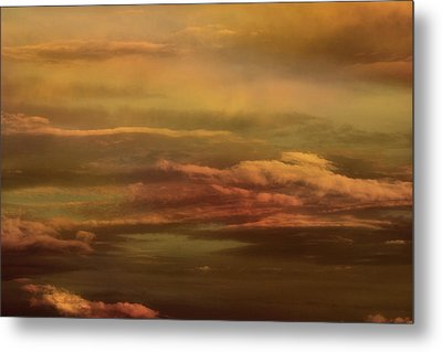 Where My Dreams Go To Rest Metal Print by Mike Eingle