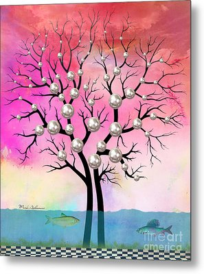 Whimsical Metal Print