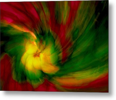 Whirlwind Passion Metal Print