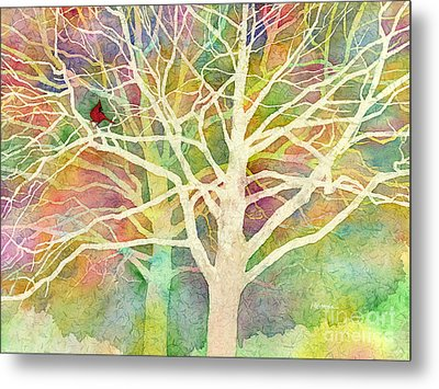 Whisper Metal Print by Hailey E Herrera