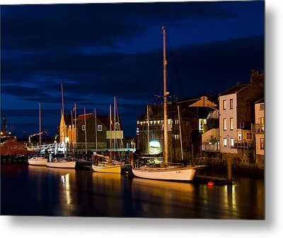 Whitby Metal Print by Svetlana Sewell
