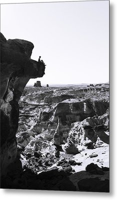 White Rocks Metal Print