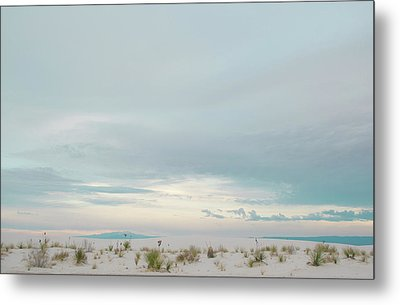White Sands National Park Metal Print