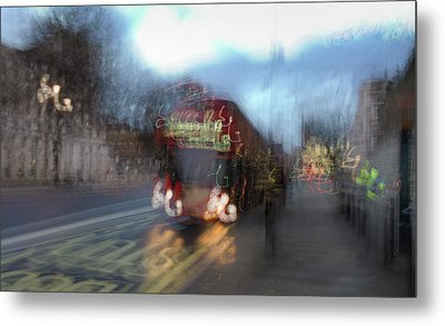 Metal Print featuring the photograph Whitehall by Alex Lapidus