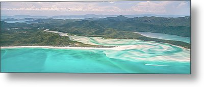 Metal Print featuring the photograph Whitsunday Wonders by Az Jackson