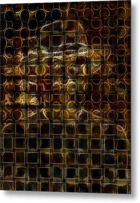 Who Am I  Metal Print by Teodoro De La Santa