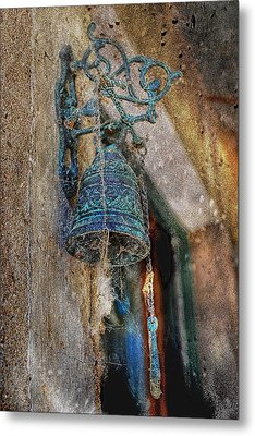 Who Tolls The Bell Metal Print