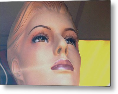 Why Did I End It Metal Print by Jez C Self