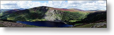 Wicklow Mountains In Ireland Metal Print
