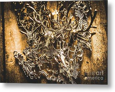 Wild Abundance Metal Print