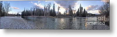 Metal Print featuring the photograph Wilderness by Victor K