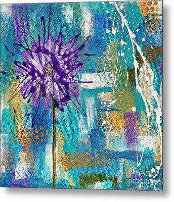 Wildflower No. 1 Metal Print