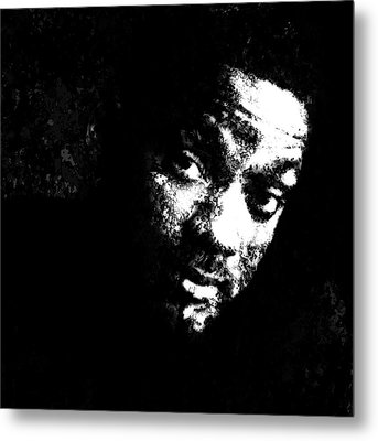 Will Smith 4a Metal Print