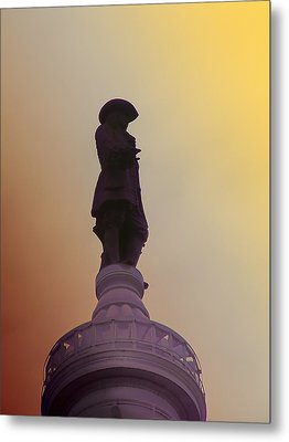 William Penn Metal Print by Bill Cannon