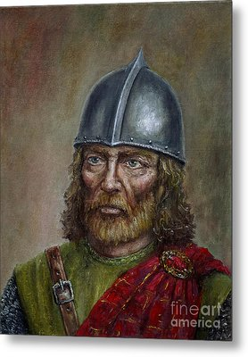 William Wallace Metal Print