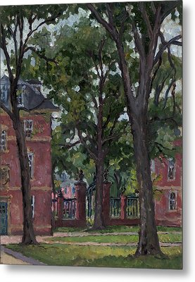 Williams College Frosh Quad Metal Print by Thor Wickstrom