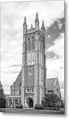Williams College Thompson Memorial Chapel Metal Print