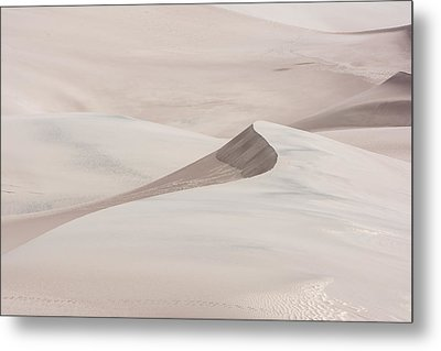 Metal Print featuring the photograph Wind Formations by Colleen Coccia