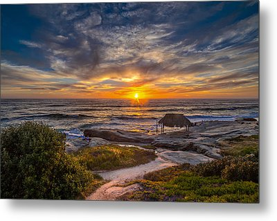 Windansea Metal Print